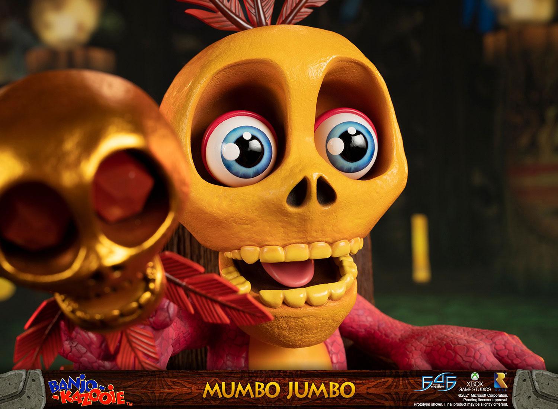 Mumbo Jumbo (Standard Edition)