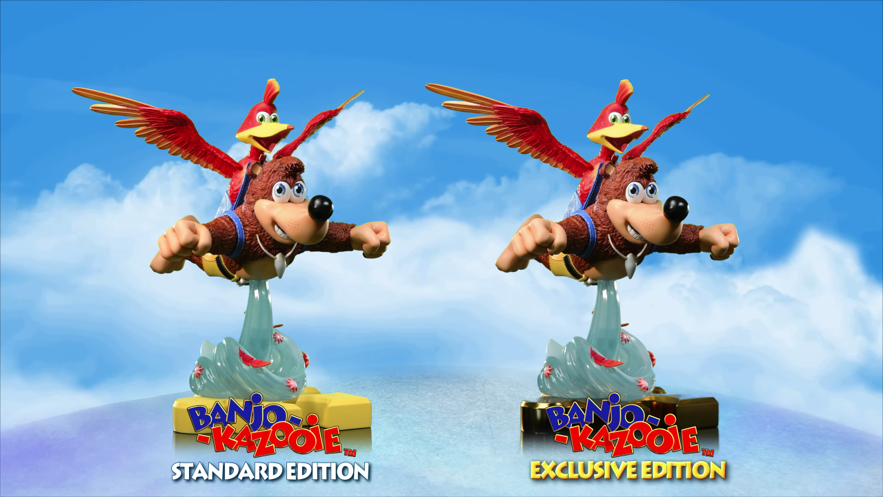 Banjo-Kazooie™ Changes: Summary