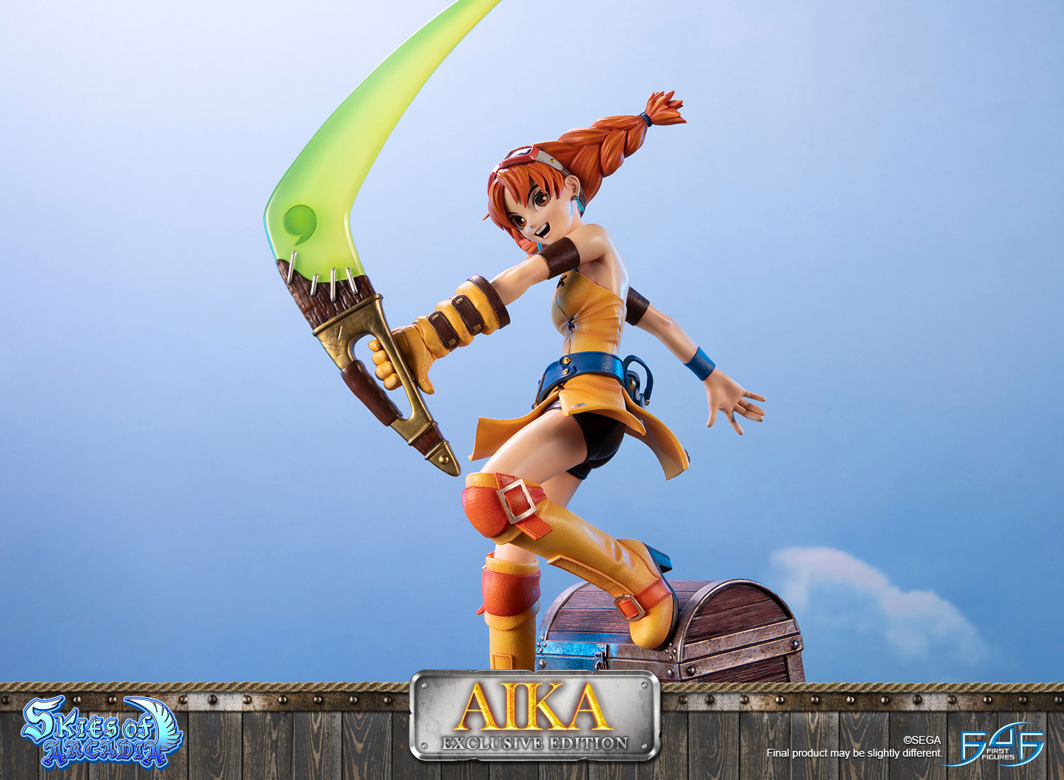 Aika (Exclusive Edition)