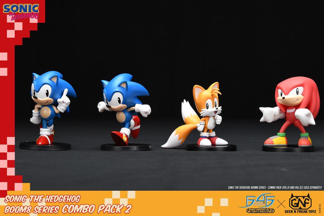 Sonic the Hedgehog Boom8 Series