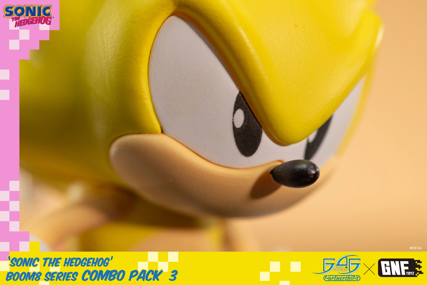 Sonic the Hedgehog Boom8 Series Volume 6