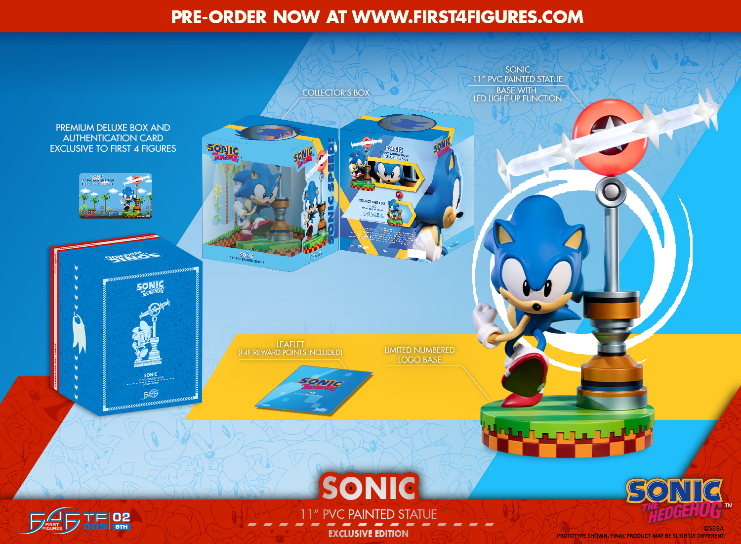 Sonic (Exclusive Edition)
