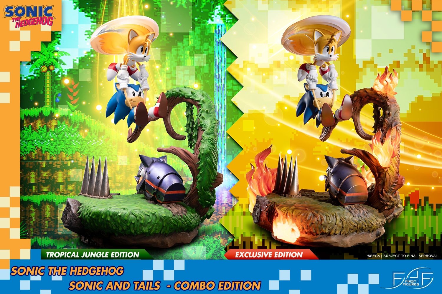 Sonic and Tails (Combo Edition)