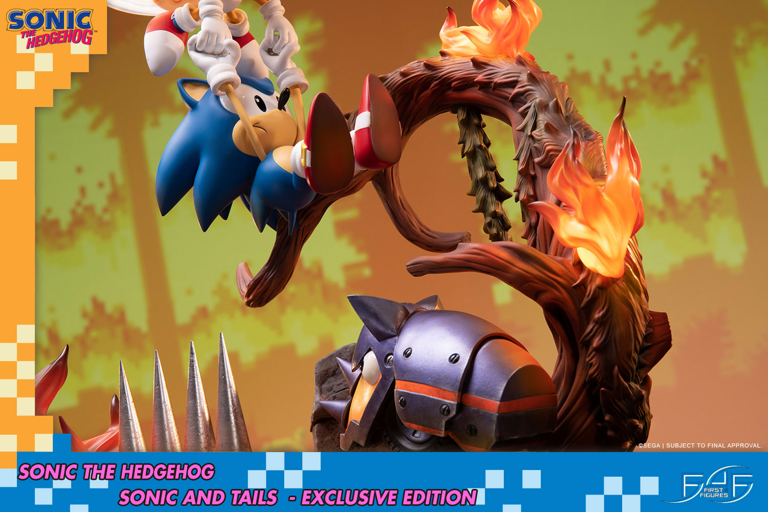 Sonic and Tails (Exclusive Edition)