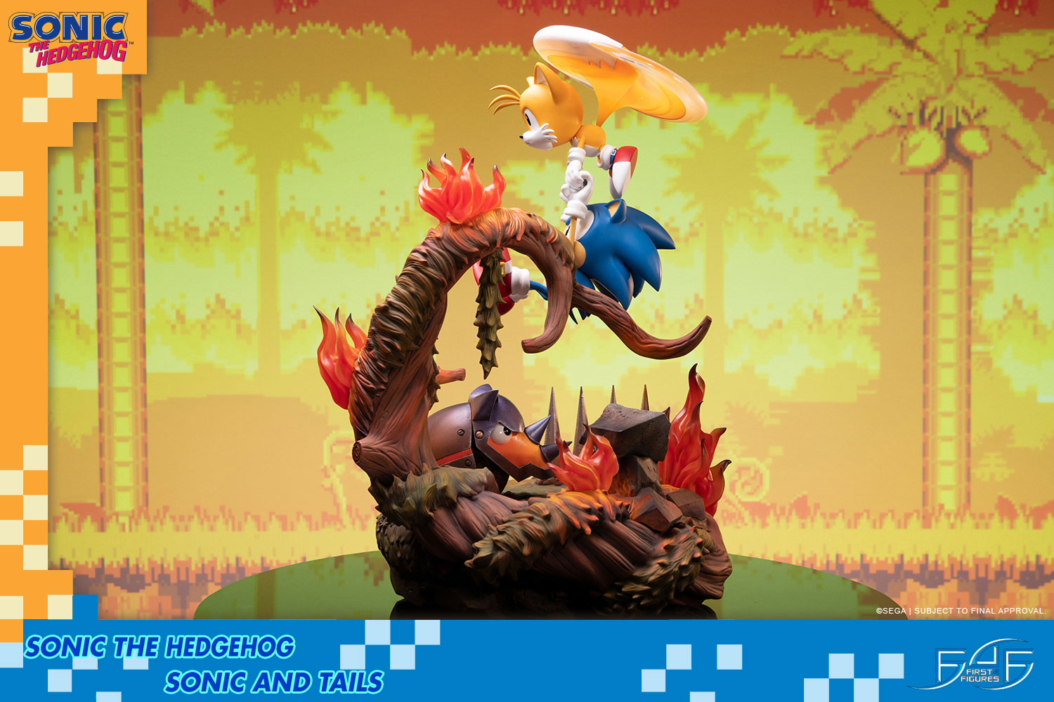 Sonic and Tails (Standard Edition)