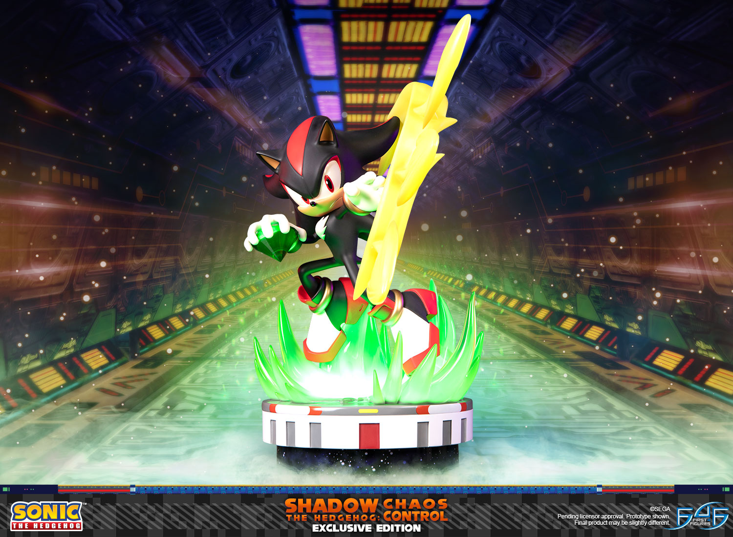 Shadow the Hedgehog: Chaos Control (Exclusive Edition)