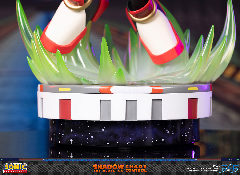 Shadow the Hedgehog: Chaos Control (Standard Edition)