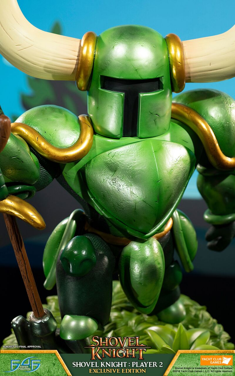Shovel Knight Player 2 (Exclusive)