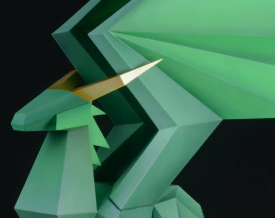 Crystal Dragon 4th repaint