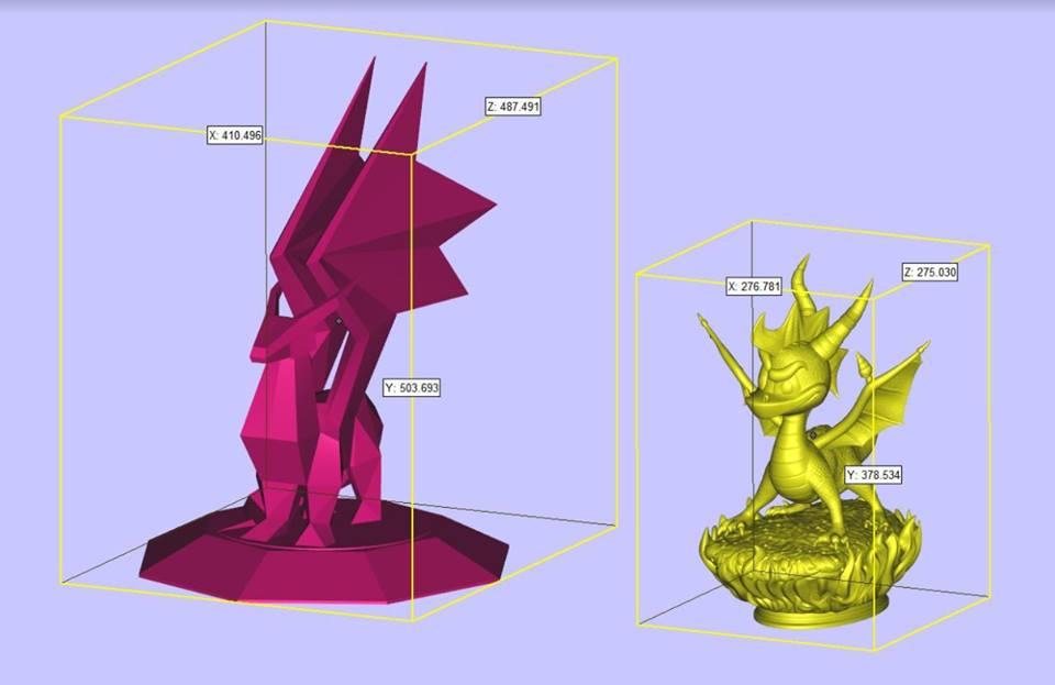 Crystal Dragon development