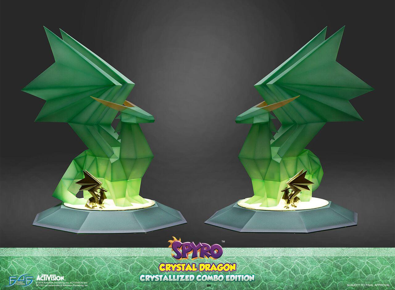 Crystal Dragon (Crystallized Combo Edition)