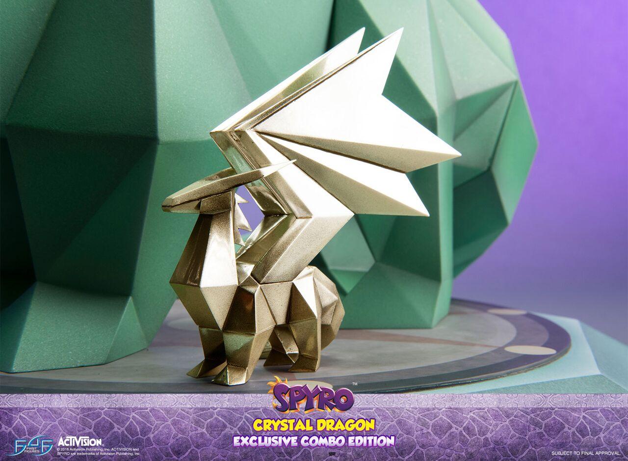 Crystal Dragon (Exclusive Combo Edition)