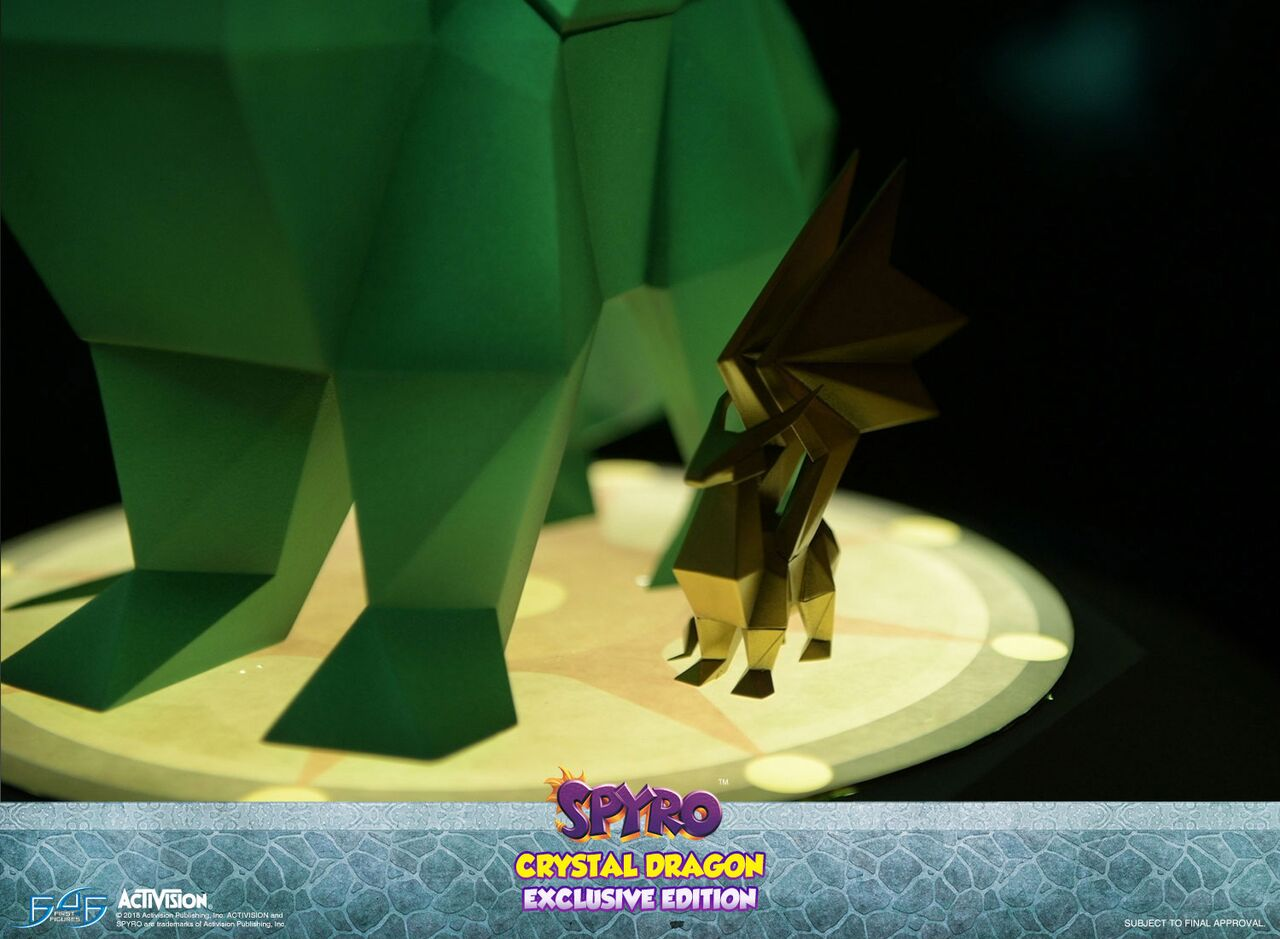 Crystal Dragon (Exclusive)