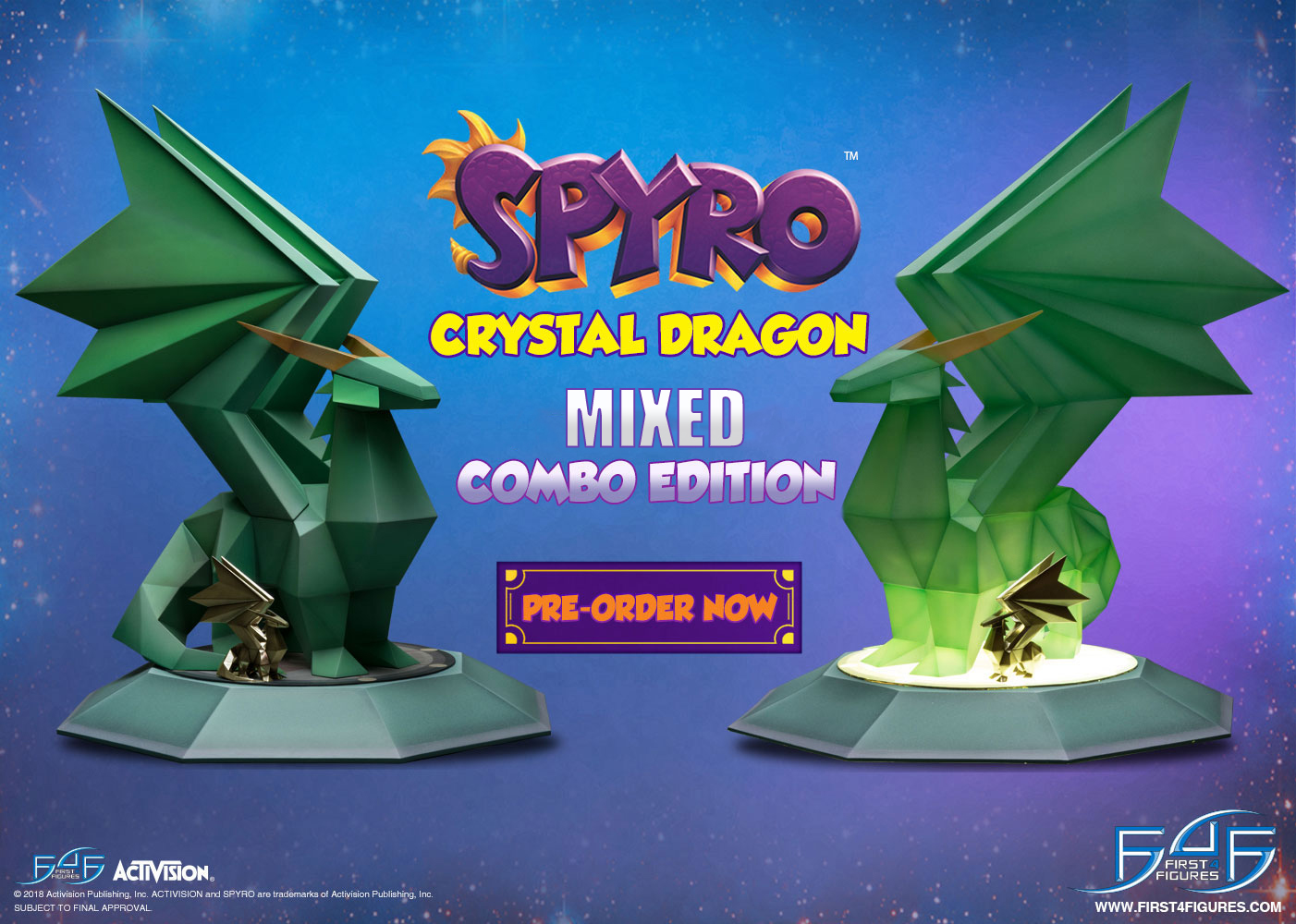 Crystal Dragon (Mixed Combo Edition)