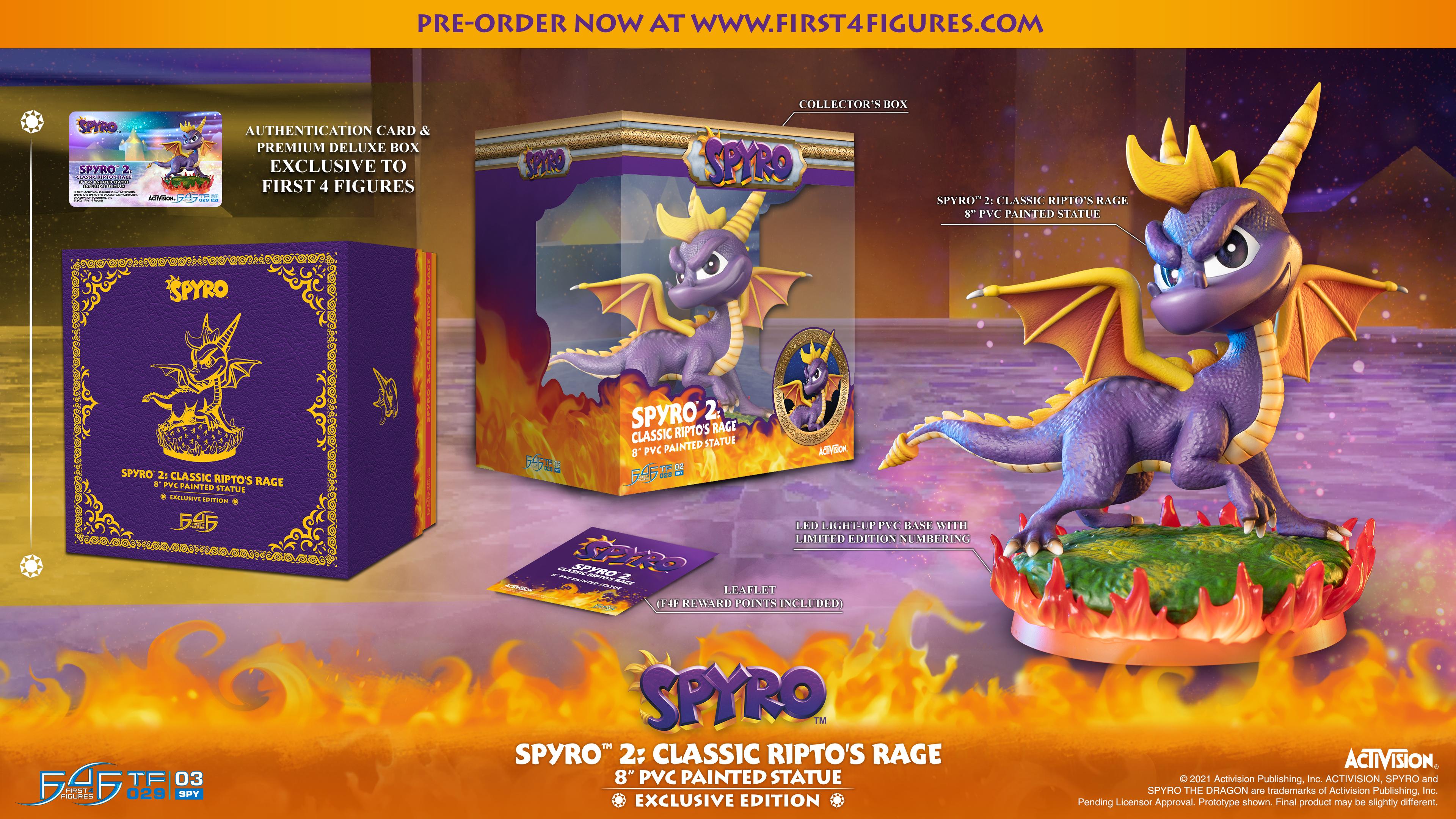 Spyro™ 2: Classic Ripto's Rage (Exclusive Edition)