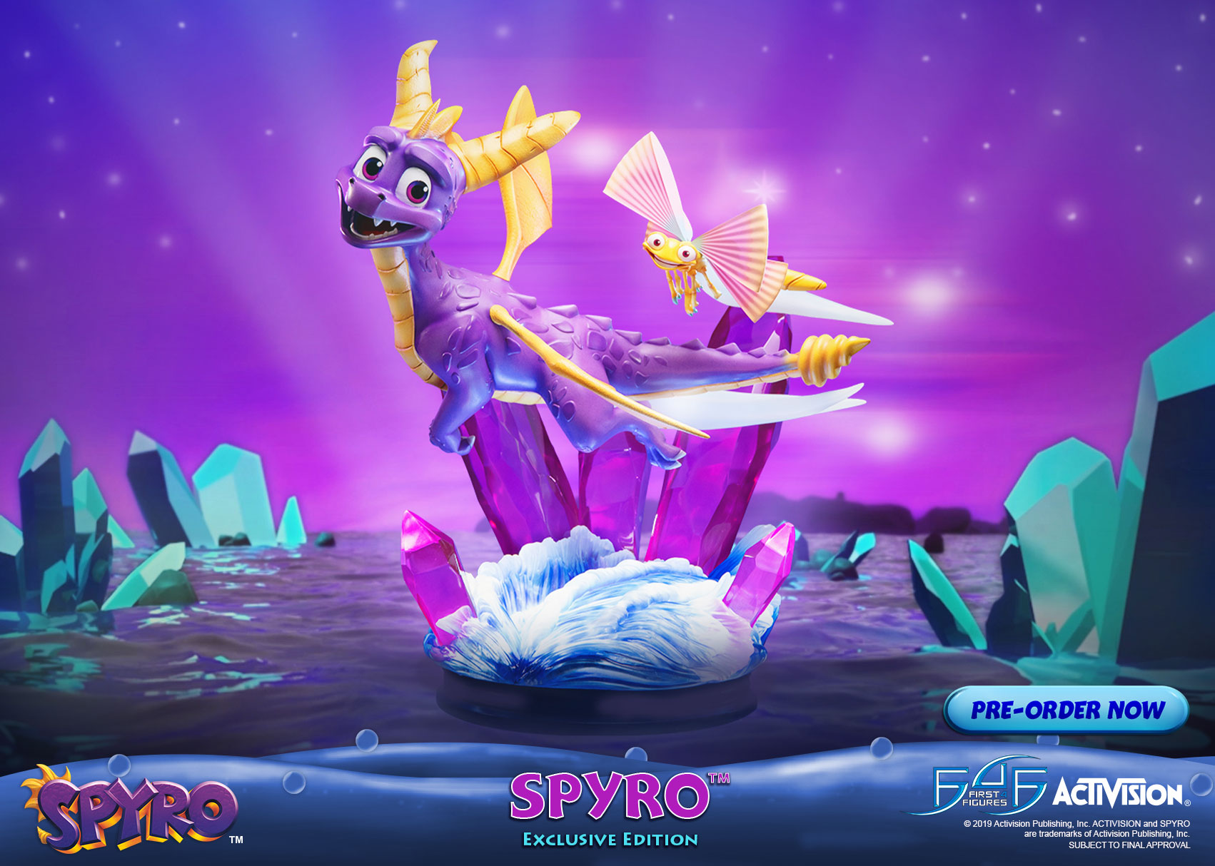 Spyro™ pre-orders NOW OPEN!