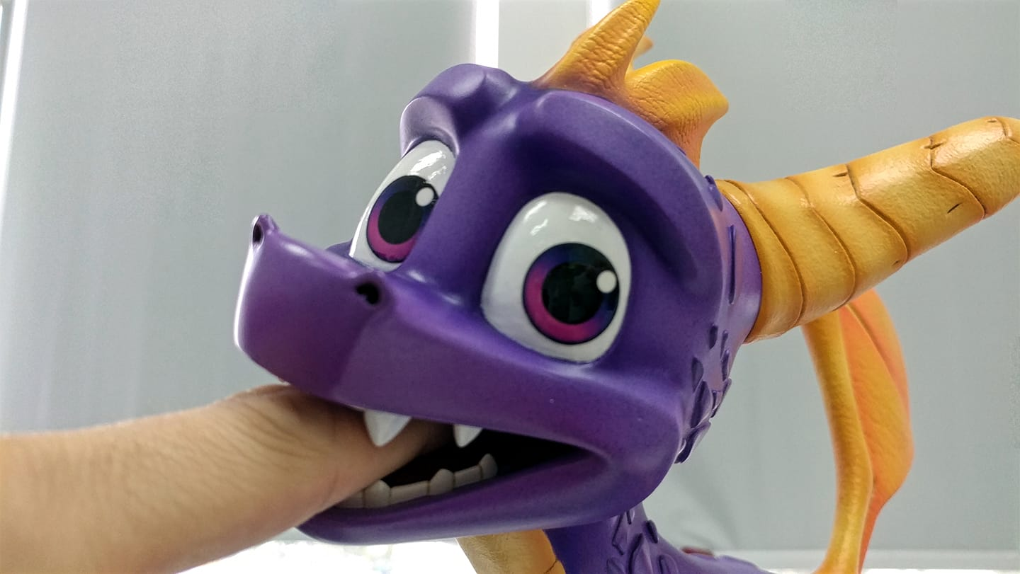 Spyro™ sample