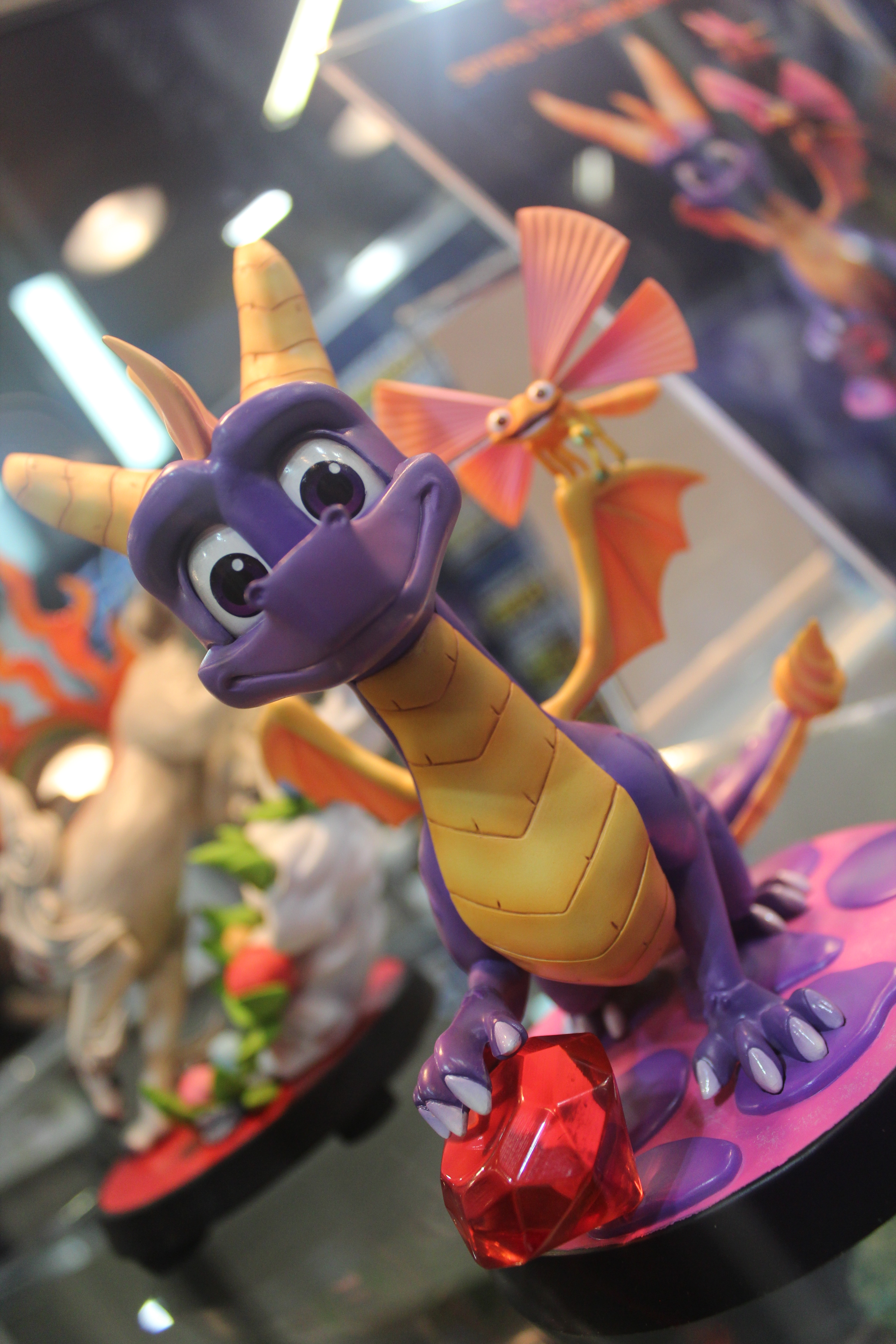 Spyro TF in Gamescom 2018