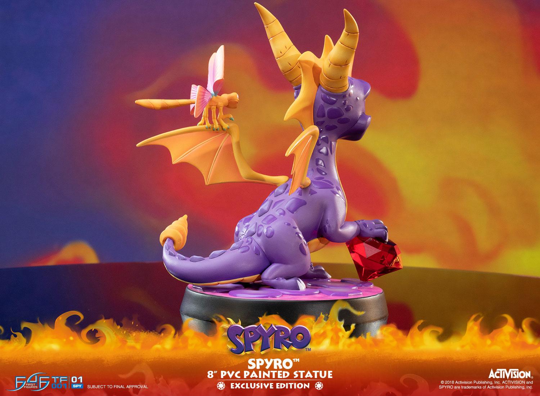 Spyro™ PVC (Exclusive)