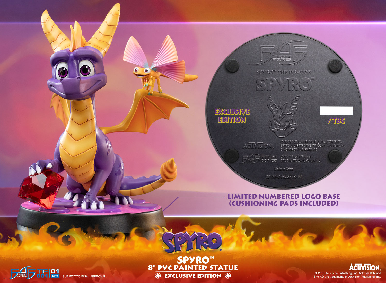 Spyro PVC (Exclusive)